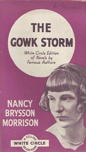 The Gowk Storm - Nancy Brysson Morrison (1933)