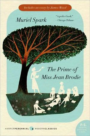 Muriel Spark - The Prime of Miss Jean Brodie (1961)