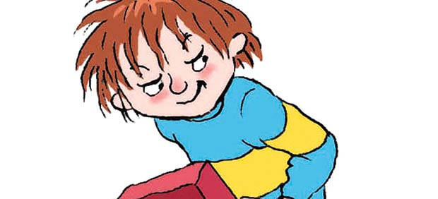 horrid henry coloring pages - free horrid henry colouring pages