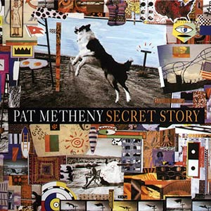 Pat Metheny web site