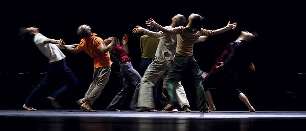 Akram Khan Dance Company and National Ballet of China: Bahok