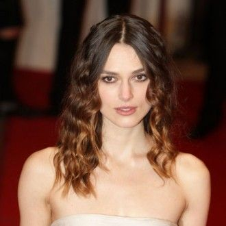 Keira Knightley has no problem going nude in front of the camera.