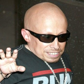 ... Verne Troyer is