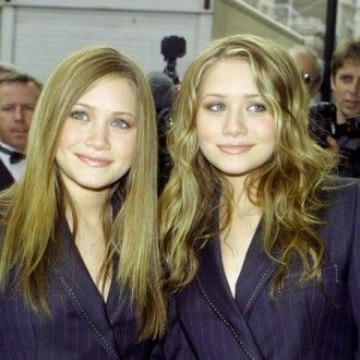 The Olsen twins. Nightmare neighbours Olsen twins
