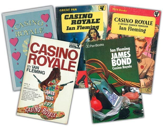 best james bond books