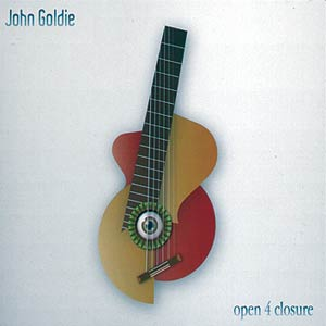John Goldie - Open 4 Closure