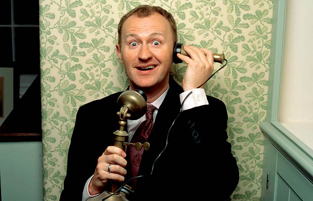 the great gay reads interview  mark gatiss