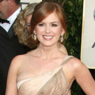 Sexy mother Isla Fisher. Isla Fisher - who has a 15-month old daughter Olive ...