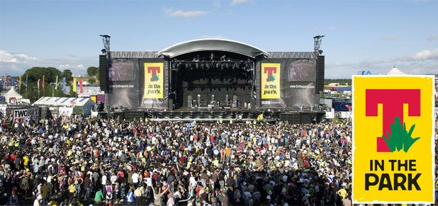 Jane's Addiction and Nine Inch Nails set for T in the Park 2009