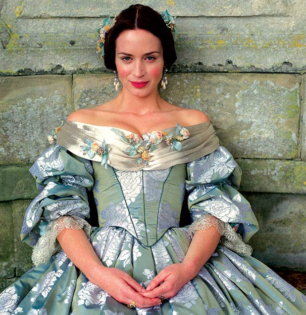 Emily Blunt - Young Victoria