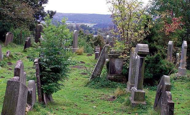 Stirling Graveyard