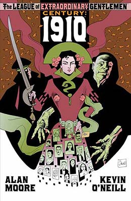 Alan Moore & Kevin O'Neil - The League of Extraordinary Gentlemen: Century 1910