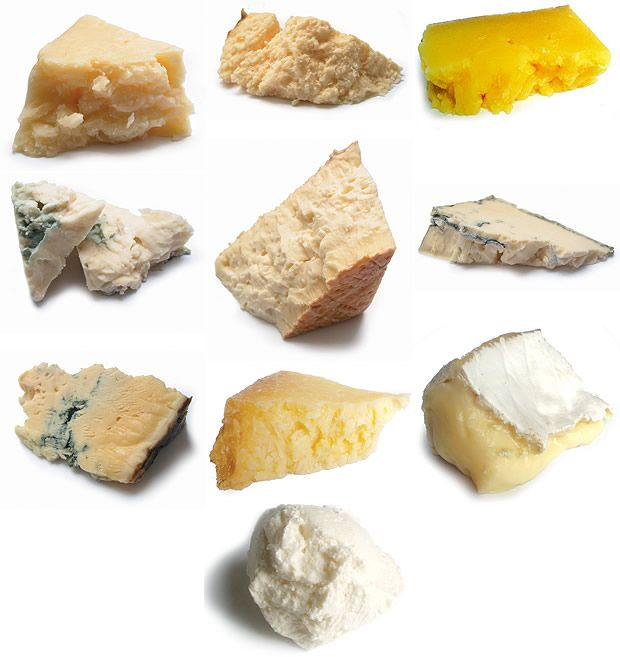 Big Scottish Cheeses