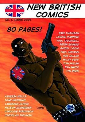 New British Comics No 1
