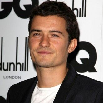 Orlando Bloom's supermodel girlfriend gave him a steamy lap dance in a ...