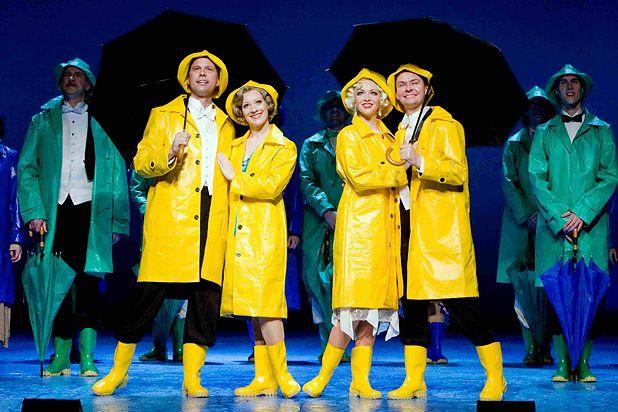 Singin' in the Rain - Long to rain over us
