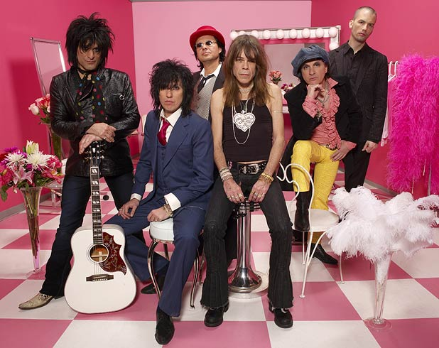 The legendary new york dolls have reformed and recorded a new album