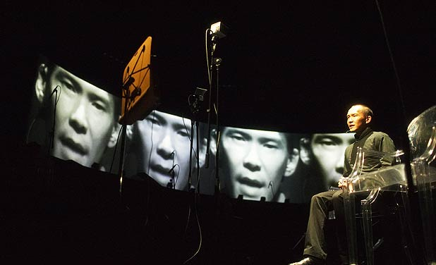 With DIASPORA, Ong Keng Sen has created a multimedia ode to migration ...