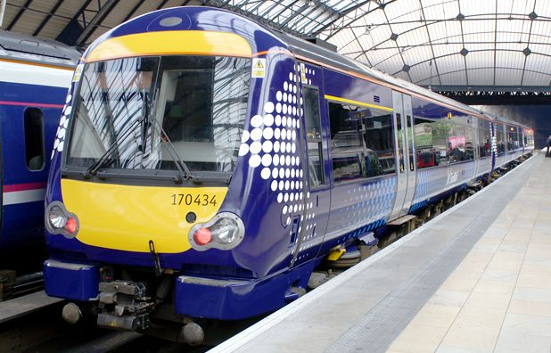 ScotRail announce special Edinburgh Festival timetable