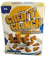 Credit Crunch Cereal