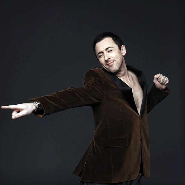 Alan Cumming, Calvin Harris and Glasvegas among nominees at Scottish Style Awards 2009