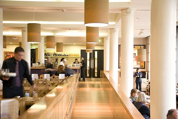 The Scottish Café and Restaurant opens at the National Gallery of Scotland