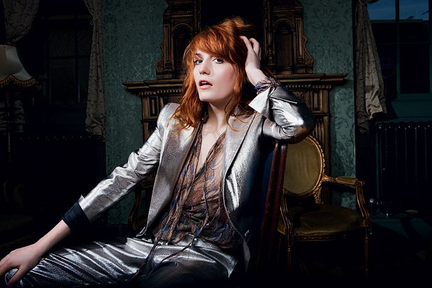 Florence and the Machine - Florence Welch interview