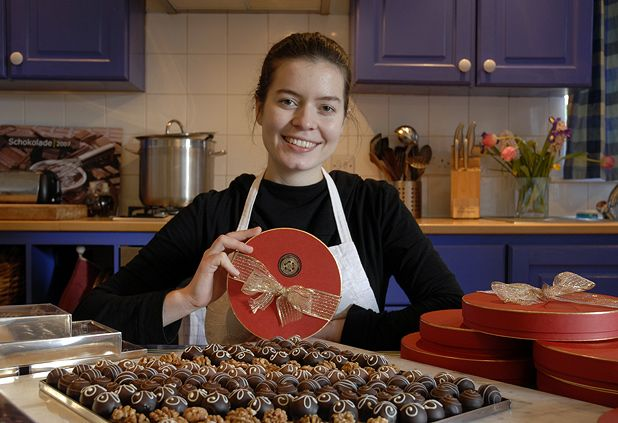 East Lothian company Chocolate Tree make moves into Edinburgh