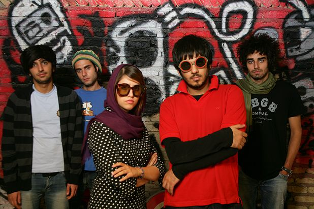 No One Knows About Persian Cats chronicles Iran's music scene