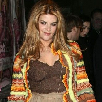 Kirstie Alley doesn't miss sex now she's single but wouldn't turn down a ...