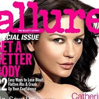 Catherine Zeta-Jones has stripped off for her first ever nude photo shoot ...