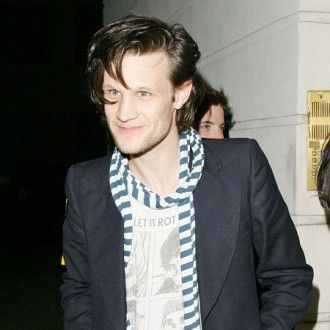 'Doctor Who' actor Matt Smith