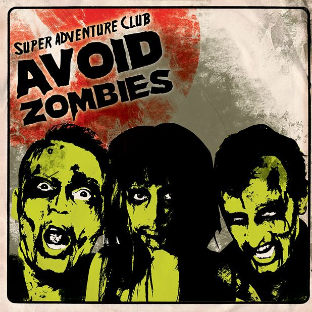 Super Adventure Club - Avoid Zombies