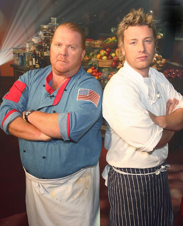 Iron Chef UK turns up the heat on top cooks