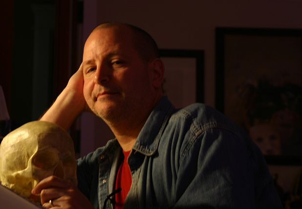 Mike Mignola gets back to the drawing board