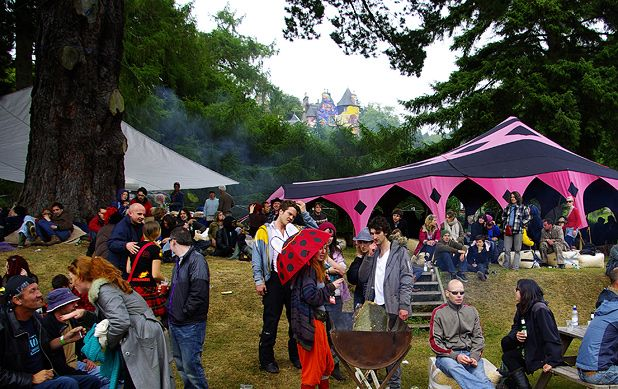 Kelburn Garden Party 2010