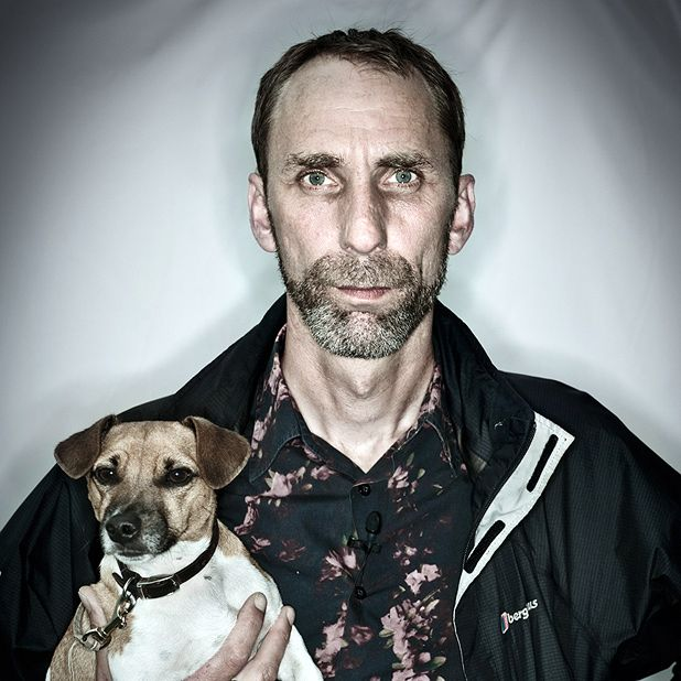 Will Self at the Edinburgh International Book Festival