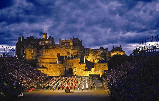 edinburgh military tattoo. Edinburgh Tattoo