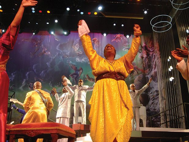 The Gospel at Colonus promises rousing theatre experience