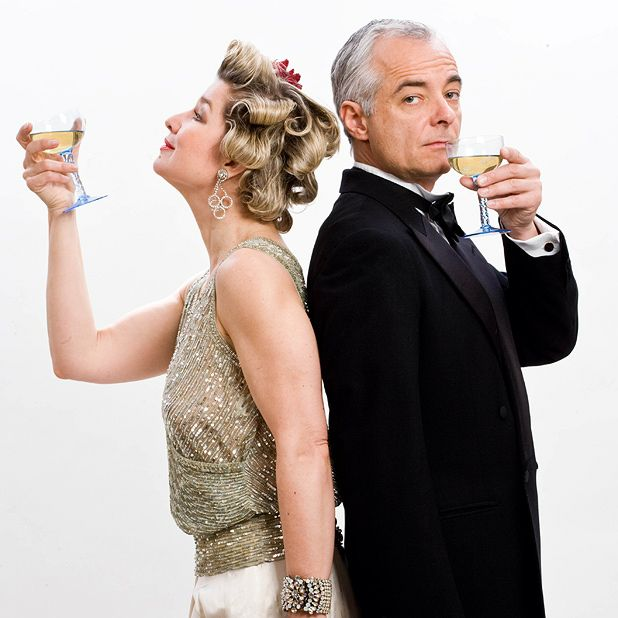 Imperial Fizz delivers comedic take on Hollywood films of the 30s