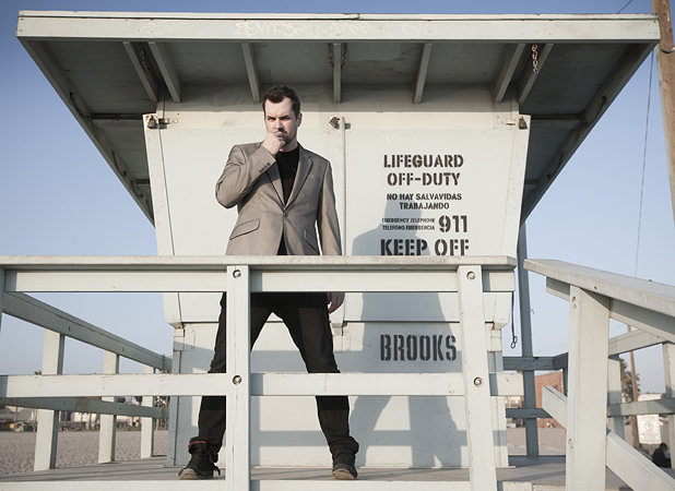 Jim Jefferies brings new show Alcoholocaust to Edinburgh Fringe
