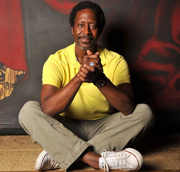 The Wire's Clarke Peters in Fringe run of Five Guys Named Moe