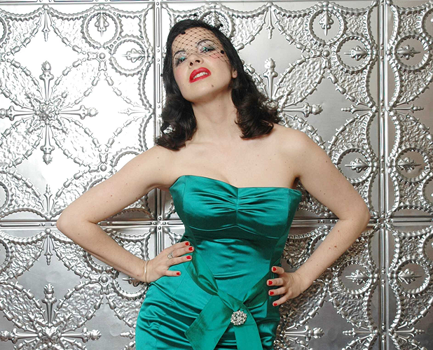 camille la fille du cirque green dress photo credit joanne murphy LST066108 I am very excited to be taking a trip with my husband to the Dominican ...