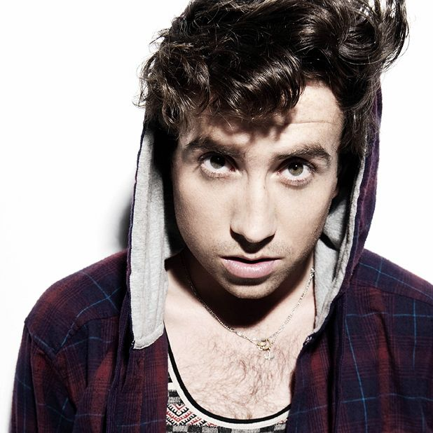 Radio 1 DJ Nick Grimshaw set challenge with Fringee comedy show