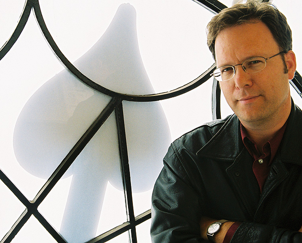 Garth Nix kicks off this year's Book Festival