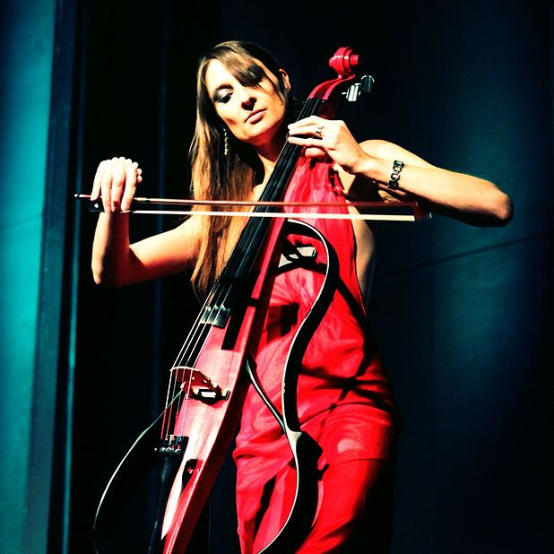 Red Cello Electrified