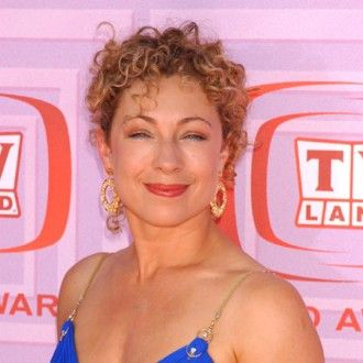 Doctor Who star Alex Kingston