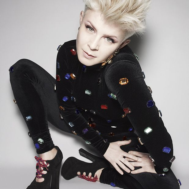 Robyn set for UK tour to promote Body Talk series
