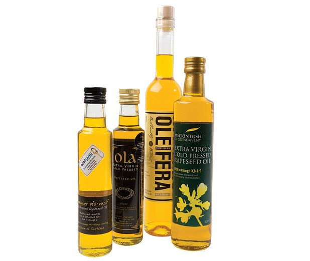 What makes rapeseed oil the new cooking choice