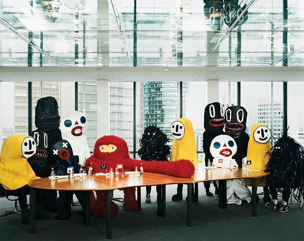 Guests from Designers Republic, EIDOS and Pictoplasma among highlights of NEoN 2011